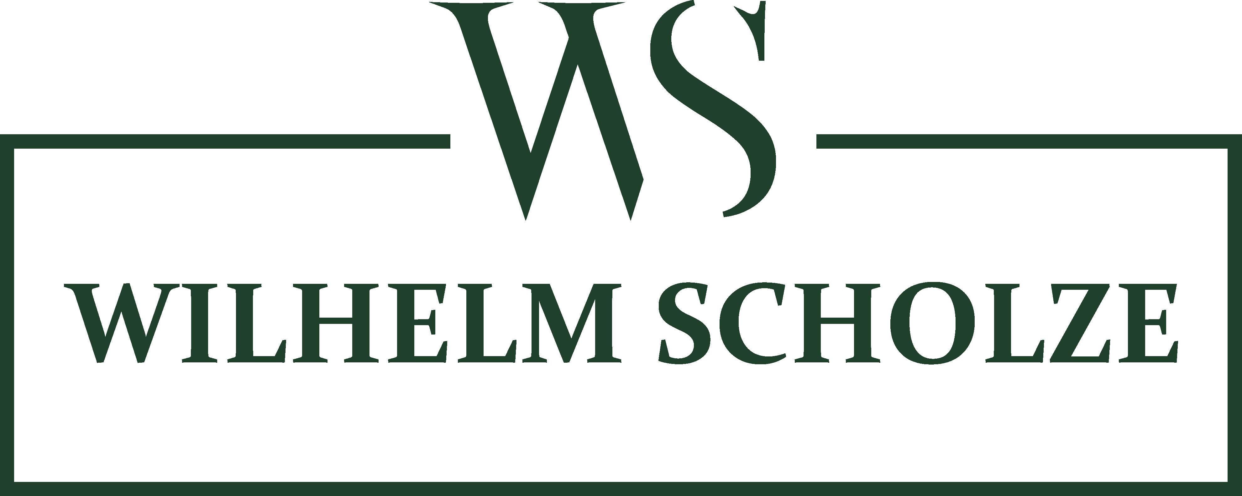 Wilhelm Scholze Logo